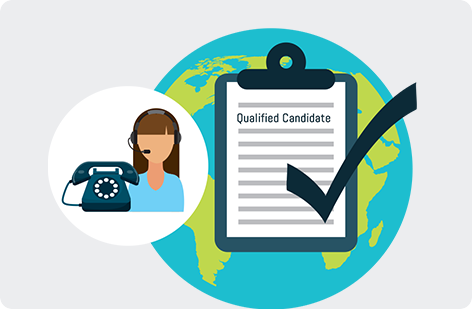Candidate prequalifying
