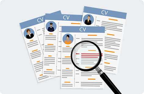CV Sourcing