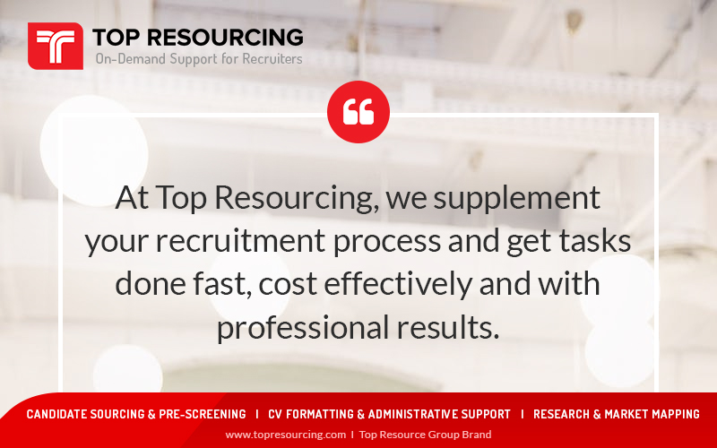 we Supplement Your Recruitment Process And Get Tasks Done Fast.